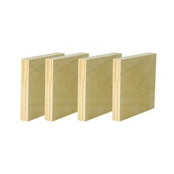 Bastidores contrachapado de madera doble grueso